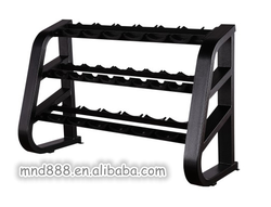 New Commercial Fitness Equipment /Gym Equipment/Home Gym/ Dumbell Rack