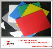 Lightweight plastic board&advertising hollow pp sheet