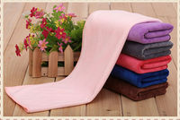 New design microfiber elastic band towel with great price