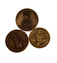 Custom metal old coin price