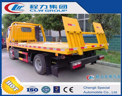 4x2 DONGFENG light duty 4x2 rescue truck china tow truck ,DFA 4X2 FRK strong winch tow truck for sale
