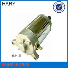 Motorcycle parts starter motor for YBR125