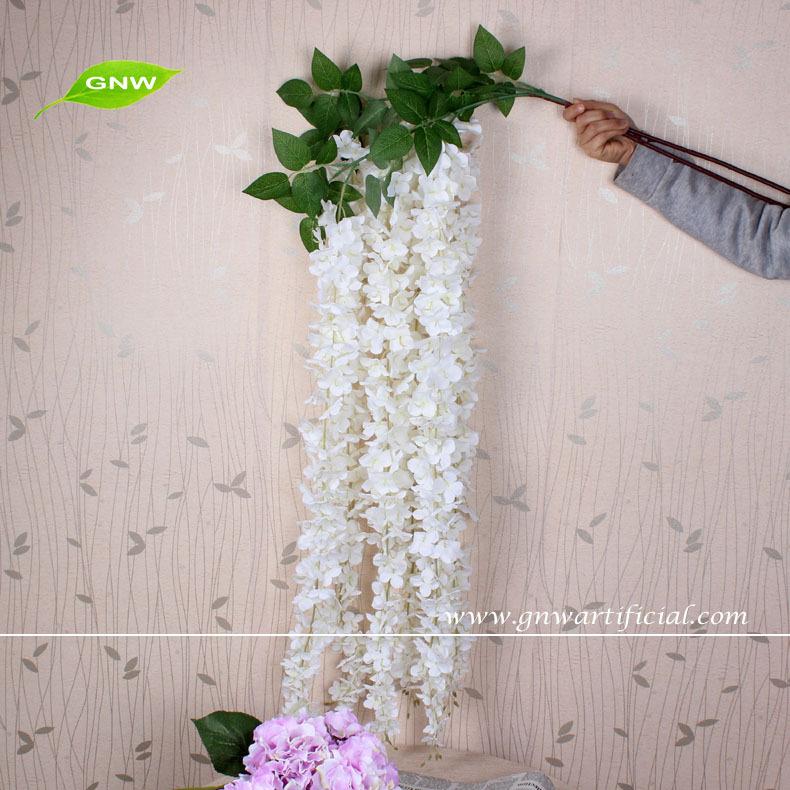 Gnw hanging decorative artificial flowers wedding wisteria flower flw1503006 mightylinksfo