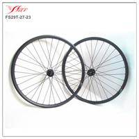 OEM Hookless&Tubeless carbon 29er mtb wheels 23mm 27mm Sapim spokes DT240S hub