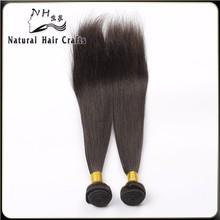 Chinese Unprocessed hair extension on sale,Virgin human hair extension 2pcs/lot,cheap human hair