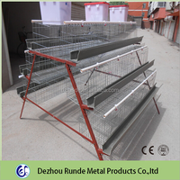 Professional Design Galvanized Animal cage layer egg chicken cage/poultry farm house design