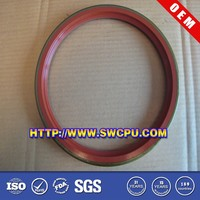 Custom air compressor shaft seal