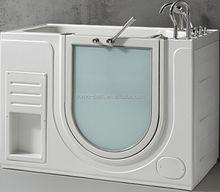 DOMO small sitting bathtub