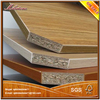 Melamine faced particle board or mdf