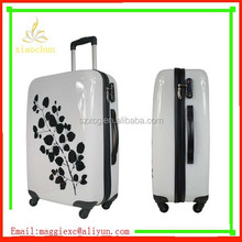 xc-6603 lock suitcase travel stlye luggage bag set