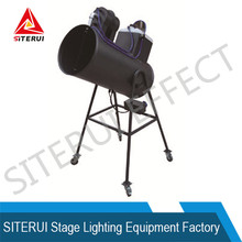 Snow Filled the Air Instantly larg-scale performance and outdoor Vertical Snow Machine 1300W