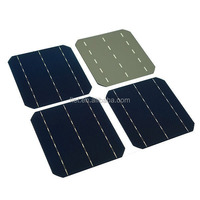 low price of 3bb 19.0% 6 inch solar cells 6x6 / mono solar cell /monocrystalline solar cell with full certifications