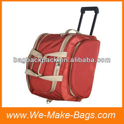 Best custom-made travel trolley bag for family outdoor