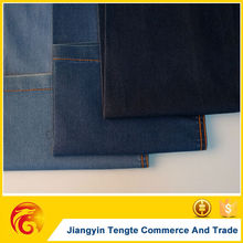 poly/cotton denim fabric blouses