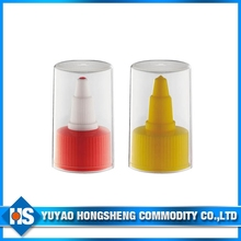 20mm new products made in china plastic water bottle cap push pull