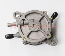 VACUUM FUEL PUMP VALVE SWITCH PETCOCK FOR SCOOTER MOPED ATV GO KART GY6 125 150cc