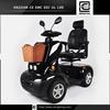 3-wheel Leather seats BRI-S04 chopper electric bike