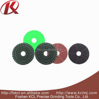 Edge Polishing Diamond Hand Pads/Hand Polishing Pad