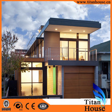 China Supplier Cheap and Easy Installation Steel Prefabricated Homes