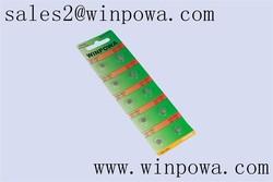 Lr44 Ag13 Alkaline Button Cell Watch Battery