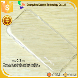 Ultra Thin Clear Crystal Gel Soft tpu back case cover for huawei honor 4c