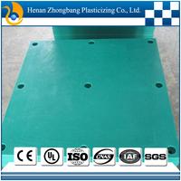 Ultra High Molecular Weight Poly Ethylene (UHMW-PE) fender facing Pads/ board