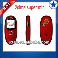 Q381 dual sim mini phone