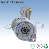 we supply N ISSAN auto car starter with 9T CW 12V 1.4KW lester:16811