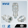 factory direct HZ-L1(KZEB) Thread Locked Type Hydraulic Quick Coupling (Steel)