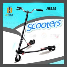 gym exercise equipment scooter, outdoor fitness equipment, 3 wheel trike bike scooter JB315 EN71/14619 APPROVED OEM acceptable