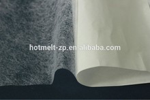 Polyester hot-melt adhesive web-TPU double side
