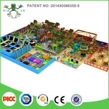 Big Adventure Playground Kids Indoor Soft Play Zone With Spider Tower
