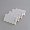 High Efficient 18650 power bank battery case portable power bank 12000mah for samsung galaxy s4