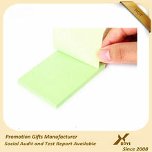 Staples Self Adhesive Notes Pad/ removable sticky notes