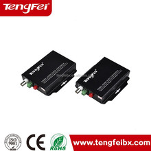 high quality 1ch video Optical Video Converter with best offer