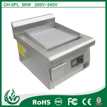 CH-5PL high quality induction flat griddle