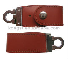 leather bag/case usb flash drives 32gb