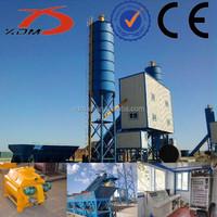 HZS60 Planta De Concreto Concreto Batching Plant