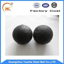 range of size 20mm-150mm with High Hardness casted Steel Ball on Sale