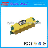 Replacement battery pack rechargeable battery for cleaner