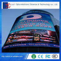 P8 waterproof full color large advertising led display panel / P8 outdoor led display