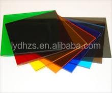 High polished Acrylic sheet / clear acrylic sheet 4 ft x 8 ft long