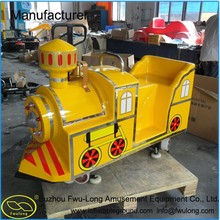 Fwulong amusement Track train for best-selling