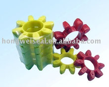 PU spider coupling for shaft