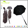 High quality wholesale cheap golf bag umbrella Fore Cover Golf Umbrella
