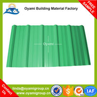Widely used lightweight degree roof tile for factory
