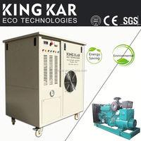 electricity generator set hho fuel saver