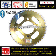 High Performance Piaggio Motorcycle Spare parts of Sprocket