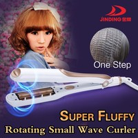 JINDING 2015 luxury Hair Curler small beach wave maker (JD-3332)