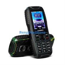 Waterproof Anti-shock Anti-Dust Dual SIM Card mobile phone